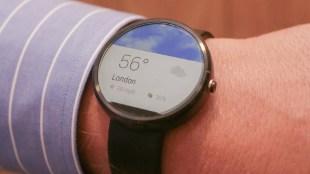 Trải nghiệm nhanh Motorola Moto 360