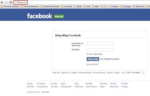 Cảnh báo: Link hướng dẫn vẽ ảnh nghệ thuật là mã độc đánh cắp tài khoản Facebook