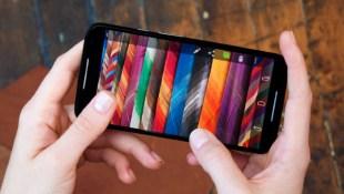 Đặt Moto X 2014 cạnh các siêu phẩm Android