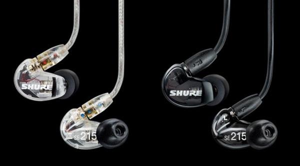 tai nghe, hi-end, tintucaudio, shure se215