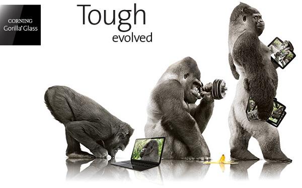 Bí quyết thành công của Corning và tấm kính Gorilla Glass