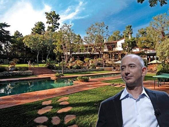 Top 30 ngôi nhà triệu đô của các ông trùm công nghệ