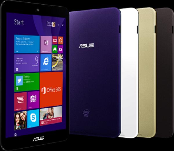 Asus giới thiệu tablet Windows VivoTab 8 sử dụng chip Intel Atom Bay Trail
