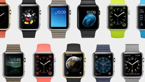 """Cận cảnh Apple Watch, smartwatch """"bom tấn"""" của """"Táo khuyết"""""""