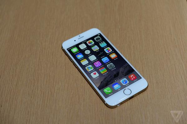 Trên tay Apple iPhone 6