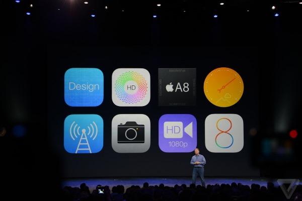 Sự kiện iPhone 2014 đã diễn ra với 2 sản phẩm được dự đoán từ trước (nhưng vẫn vô cùng quan trọng với Apple và các fan): iPhone 6 4,7 inch và iPhone 6 Plus 5,5 inch. Cũng trong sự kiện này, Apple vén màn một bất ngờ thú vị: chiếc đồng hồ Apple Watch.