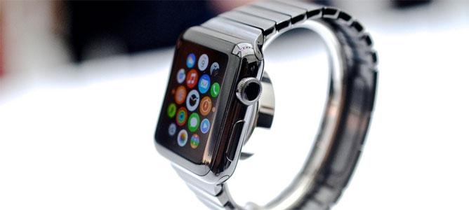 Trên tay đồng hồ Apple Watch