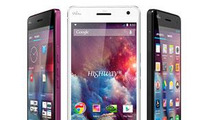 Wiko bán ưu đãi giảm 40% giá 150 chiếc Wiko High Way 4G