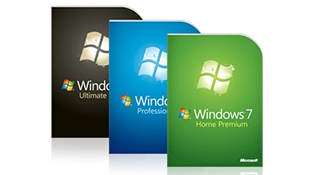 Laptop Gateway cài lại Windows 7 bản quyền đi kèm máy?