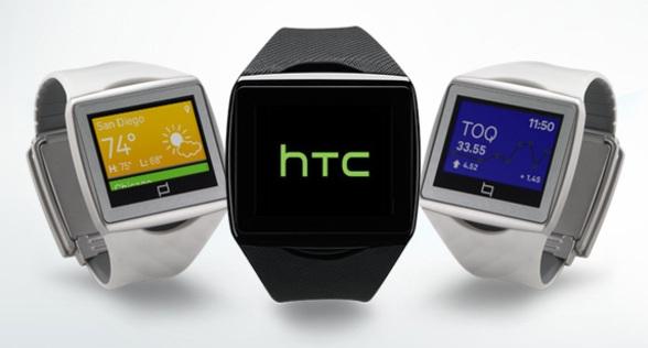 HTC sẽ có smartwatch vào năm 2015?
