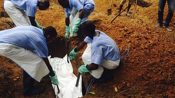 Dịch Ebola đang vượt ra ngoài tầm kiểm soát