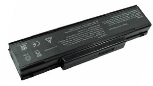 Laptop Asus K35S sạc pin không đầy
