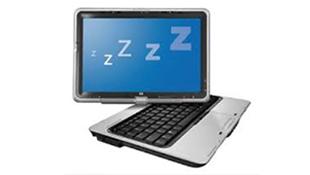 Laptop ở chế độ ngủ nhưng khi bật lại không lên