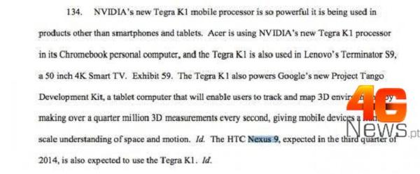 HTC Nexus 9 có thể ra mắt ngày 8 tháng 10, sử dụng chipset Tegra K1