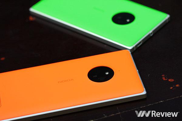 Nokia Lumia 830 có giá 7,99 triệu, bán ra cuối tháng 9