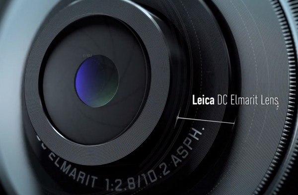 Panasonic ra camera lai smartphone cao cấp Lumix DMC-CM1