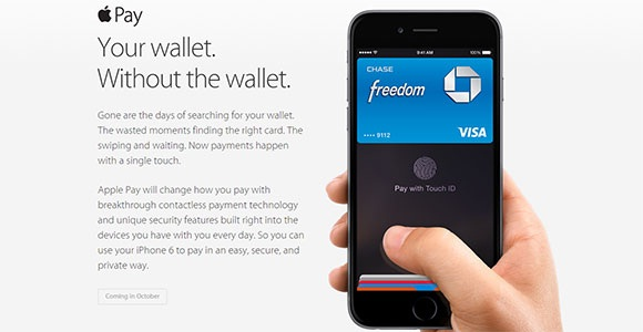 NFC trên iPhone 6 chỉ hoạt động với Apple Pay