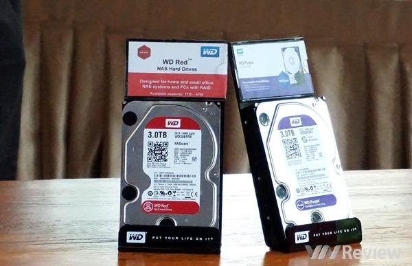 WD giới thiệu giải pháp ổ cứng lưu trữ mạng và hoạt động giám sát