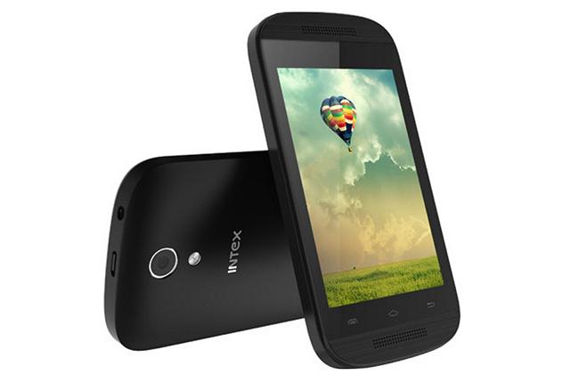 Intex Aqua T2, smartphone Android KitKat giá chỉ 900 ngàn đồng