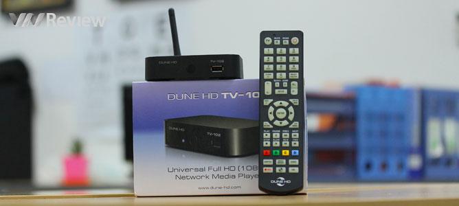Tặng bạn đọc đầu phát Dune HD TV-102