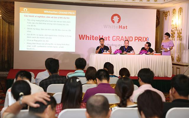 WhiteHat Grand Prix đã sẵn sàng cho vòng đấu loại
