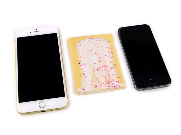 iFixit đã mổ iPhone 6 Plus