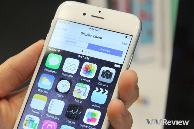Trên tay iPhone 6 tại Việt Nam