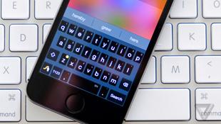 """7 bàn phím """"ngon"""" nên cài ngay cho iOS 8"""