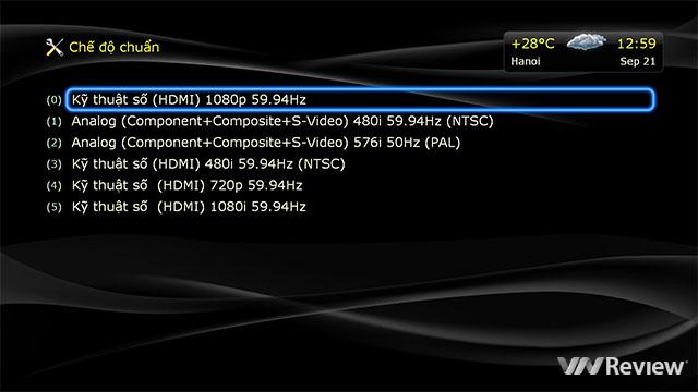 Đánh giá đầu phát Dune HD TV-102