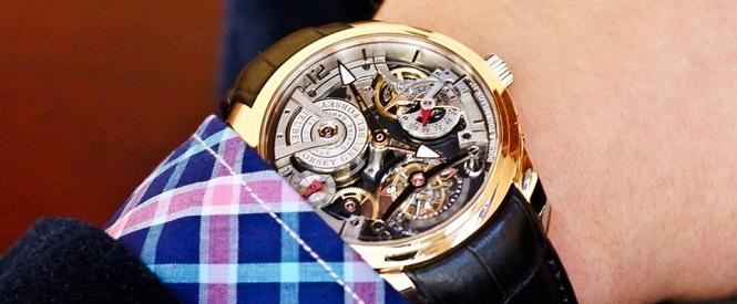 10 mẫu đồng hồ đắt nhất thế giới hiện nay