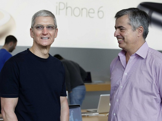 Apple công bố doanh số bán iPhone 6 cao kỷ lục