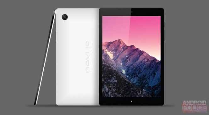 Những tin đồn về Google Nexus 9