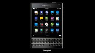 BlackBerry Passport ra mắt ngày mai, giá 600 USD ở Mỹ