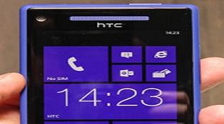 HTC 8X sắp nhận cập nhật Windows Phone 8.1