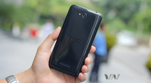 Đánh giá điện thoại HTC Desire 616 dual sim