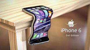 Ảnh chế iPhone 6, iPhone 6 Plus bị bẻ cong khiến Apple đỏ mặt