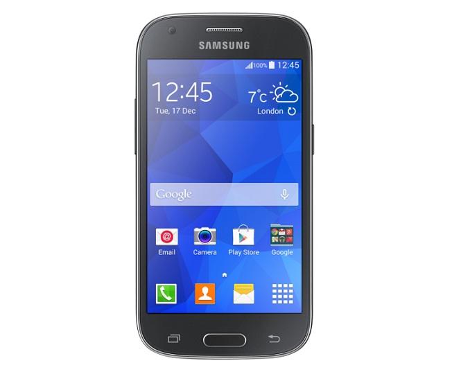 Galaxy Ace Style có thêm bản dùng màn hình Super AMOLED