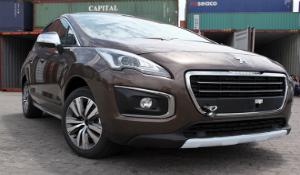 Peugeot 3008, Peugeot RCZ đã cập cảng Sài Gòn, tăng sức ép lên Honda CR-V