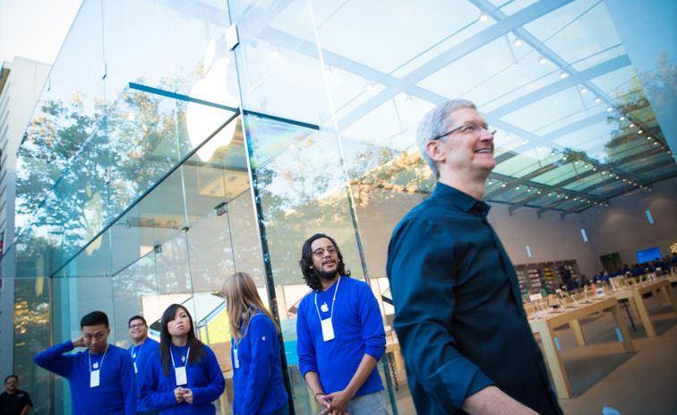"""Apple """"trốn thuế"""", đối mặt với án phạt tỷ đô"""