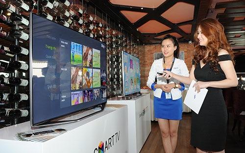 Ứng dụng Smart TV thuần Việt mới bằng 1/80 quốc tế