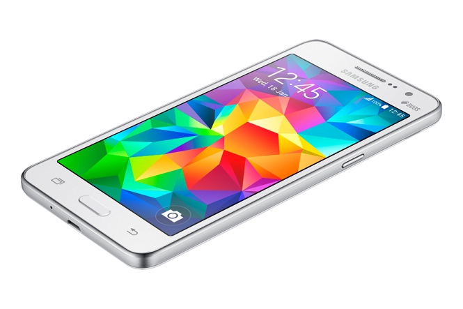 Samsung chính thức giới thiệu Galaxy Grand Prime