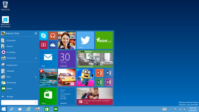 10 điều cần biết về hệ điều hành Windows 10