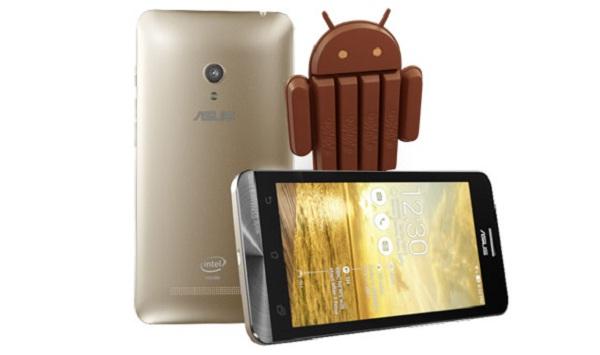Asus ZenFone 5 và ZenFone 6 cũng được cập nhật Android 4.4 KitKat