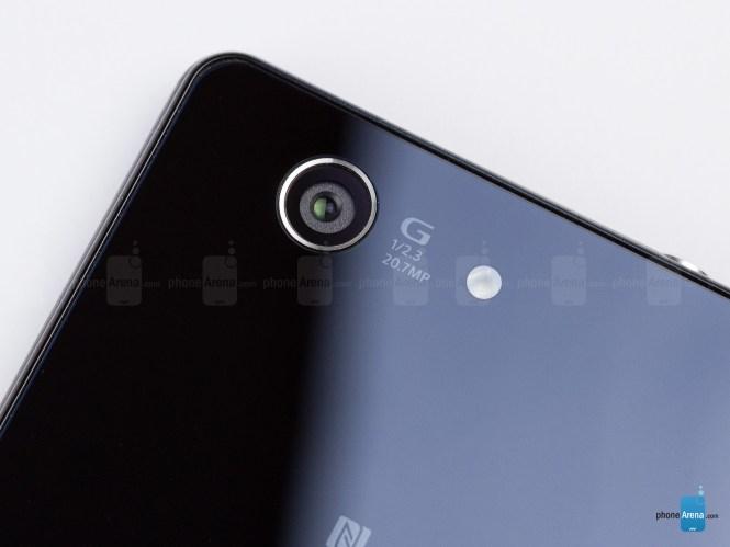 Unlock sẽ làm giảm chất lượng ảnh chụp của Xperia Z3 Compact và Xperia Z3
