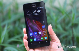 Asus đang phát triển Zenfone 5.5 inch, ra mắt tháng 1/2015