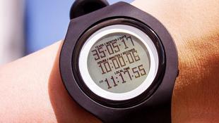 """""""Đồng hồ tử thần"""" đếm ngược thời gian sống của người"""