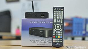 Chiếc đầu phát Dune HD TV-102 đã đến tay bạn đọc may mắn