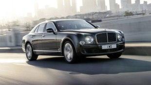 Bentley trình làng Mulsanne Speed, xe siêu sang nhanh nhất thế giới