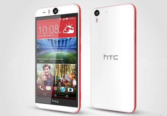 HTC Desire Eye có giá tương đương One M8