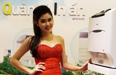 Ricoh giới thiệu sản phẩm và công bố đối tác mới tại Việt Nam